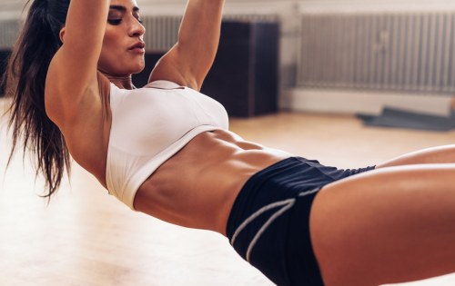 Guide To Abs Sample Workout